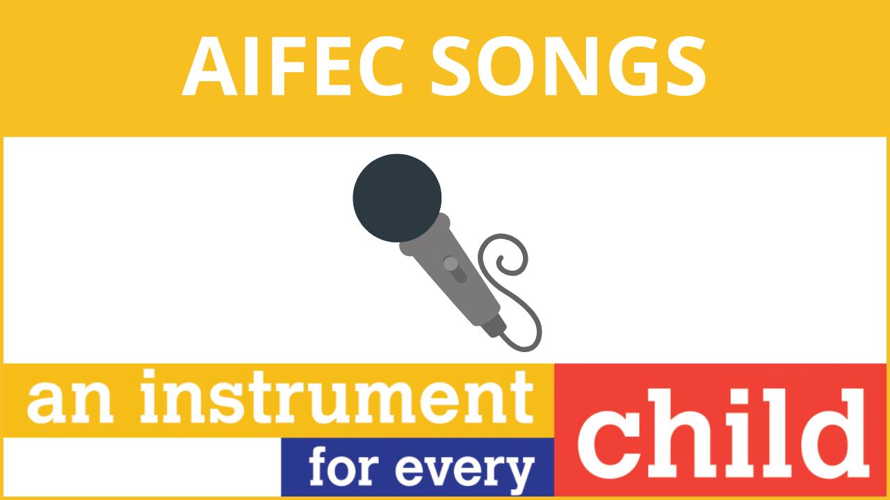AIFEC Songs